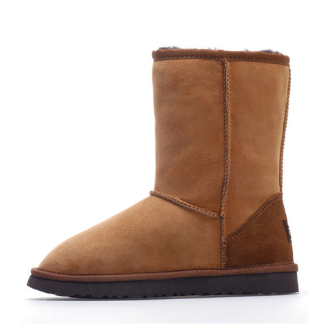 Zuri Classic Medium Ugg Boot - Brown Chocolate