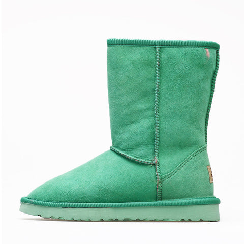 Zuri Classic Medium Ugg Boot - Green