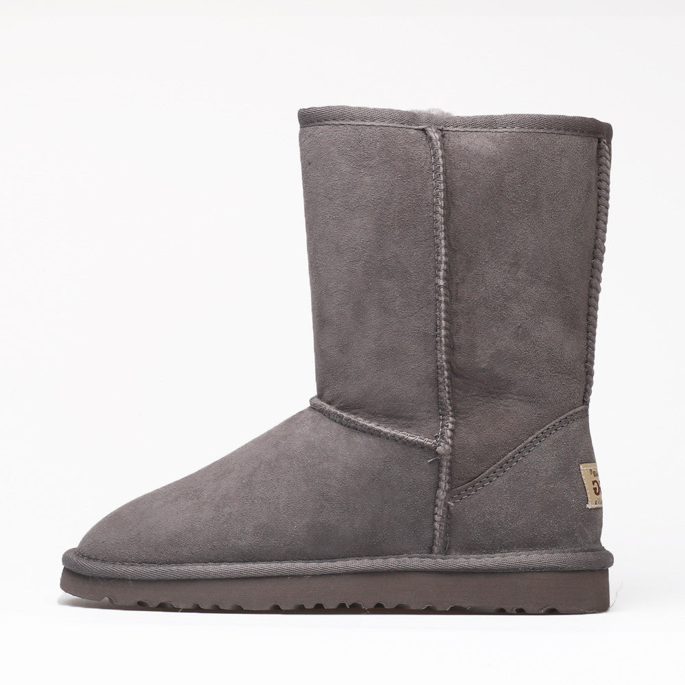 Zuri Classic Medium Ugg Boot - Dark Grey