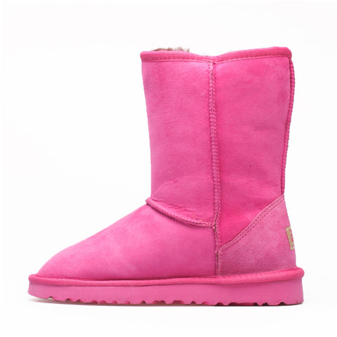 Zuri Classic Medium Ugg Boot - Rose