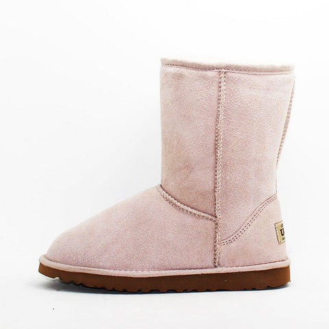 Ankle Ugg Boot - Chestnut