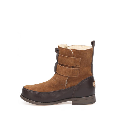 Riley Kids Boot - Chestnut