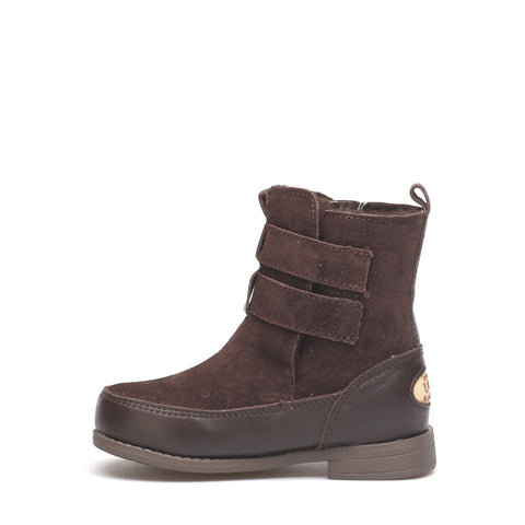 Riley Kids Boot - Chocolate