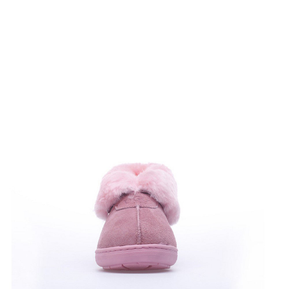 Luxy Ugg Slippers - Pink