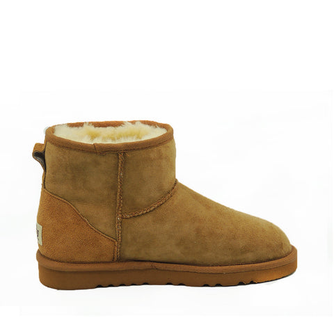 Classic Ankle Ugg Boot - Chestnut