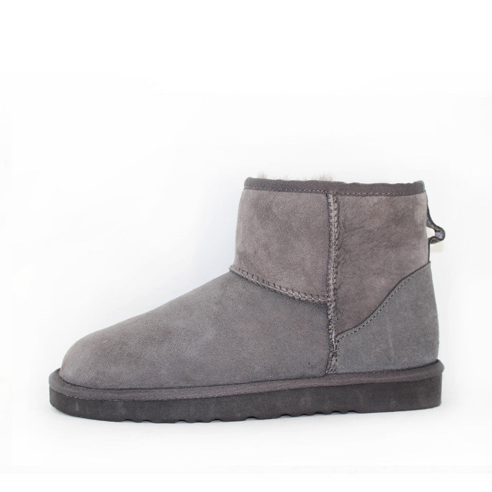 b51389a5ba7 Classic Ankle Ugg Boot - Grey