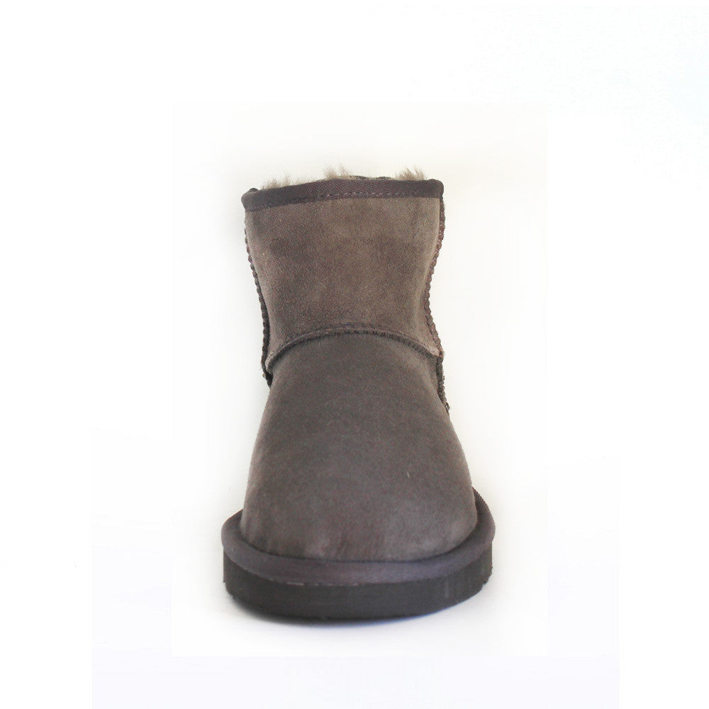 d85e68a5179 Classic Ankle Ugg Boot - Grey
