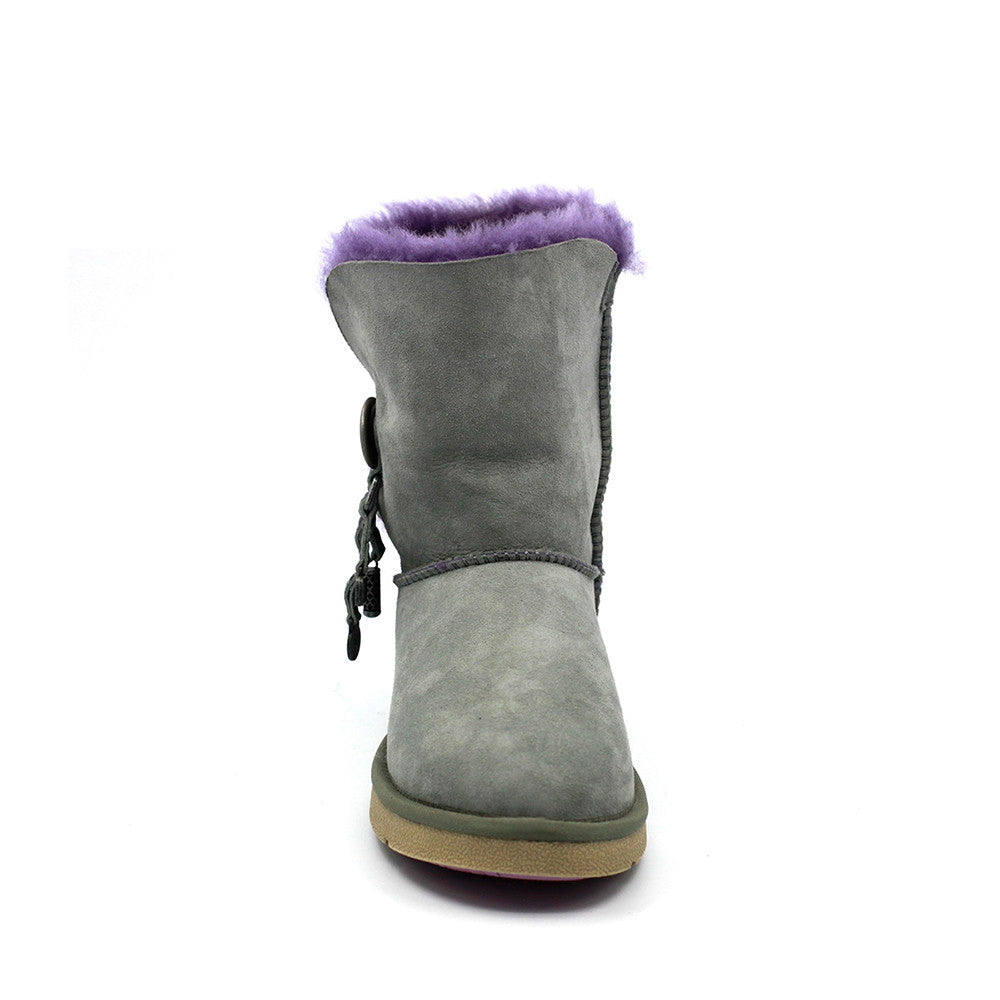 Kiki Medium Ugg Boot - Grey