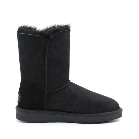 Oriental Medium Ugg Boot - Black