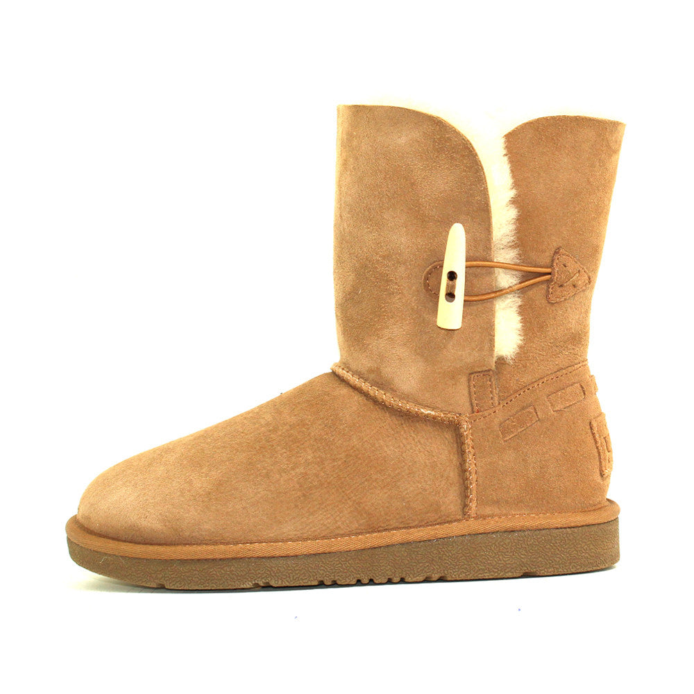 Duffle Medium Ugg Boot - Chestnut