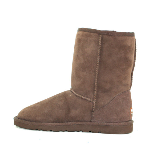 Classic Medium Ugg Boot - Chocolate
