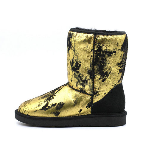 Dawnlight Medium Ugg Boot - Gold