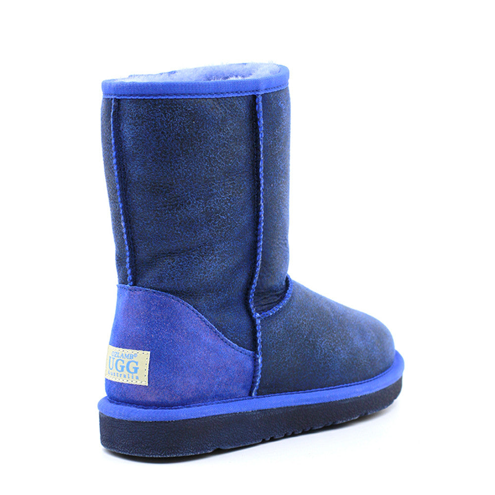 Selene Medium Ugg Boot - Blue