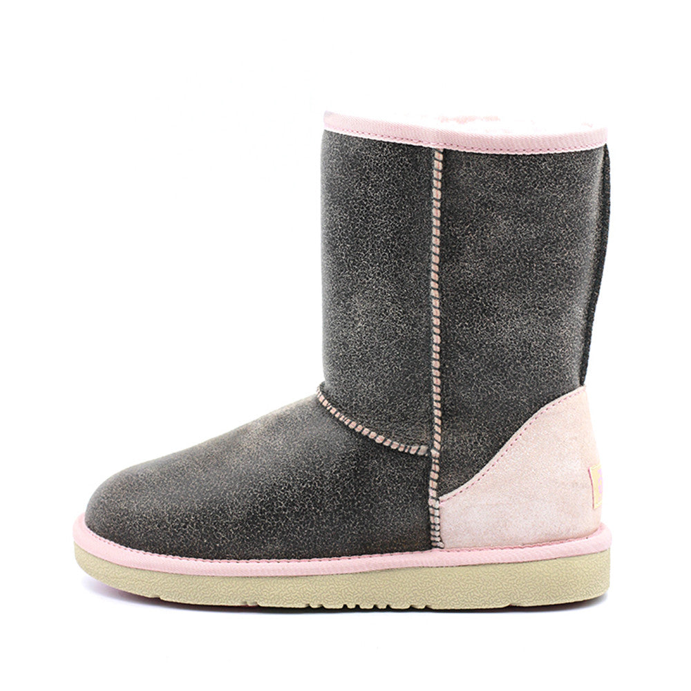 Selene Medium Ugg Boot - Pink