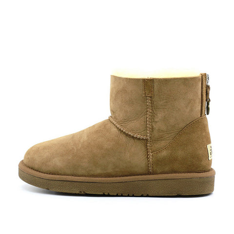 Tall Ugg Boot - Grey