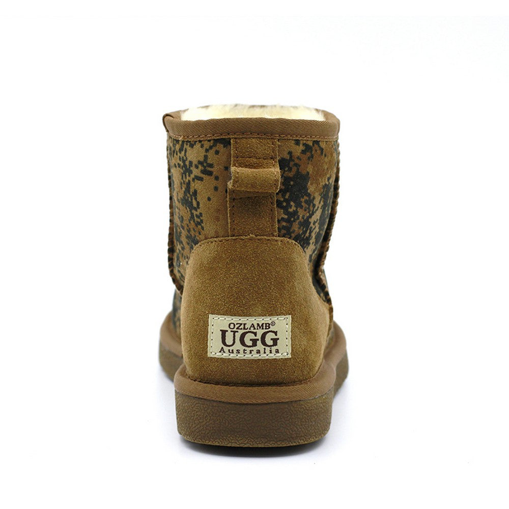 Maren Short Ugg Boot - Chestnut