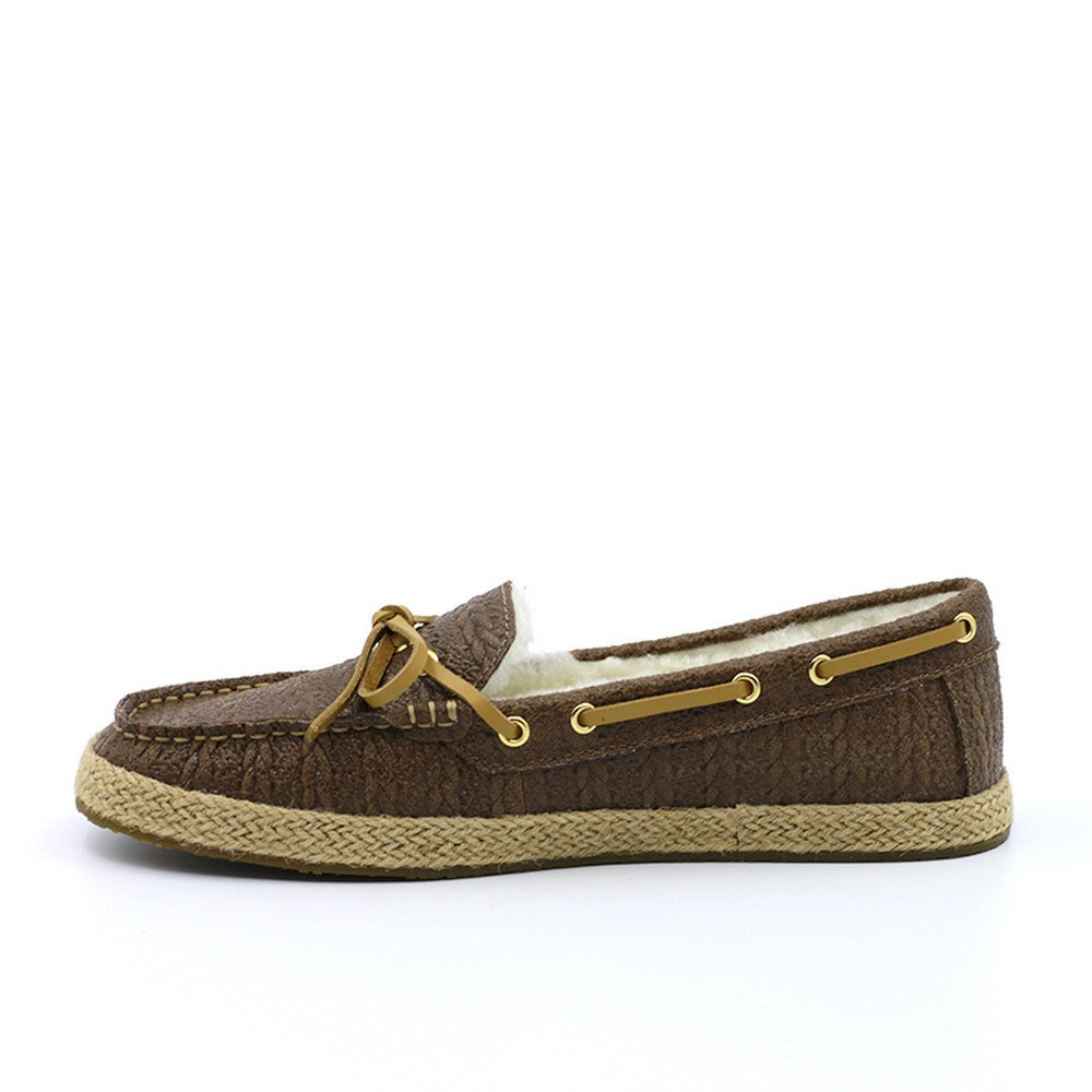 Foxtrot Deck Shoes - Brown