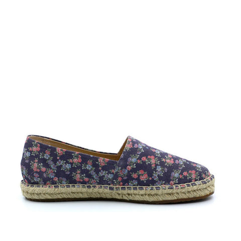 Katie Loafer - Print Grey
