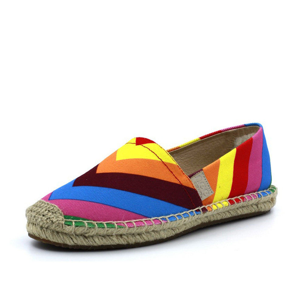 Carrington Espadrille - Oxford