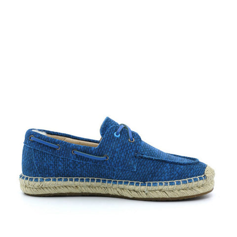 Blu Bayou Boat Shoes - Blue