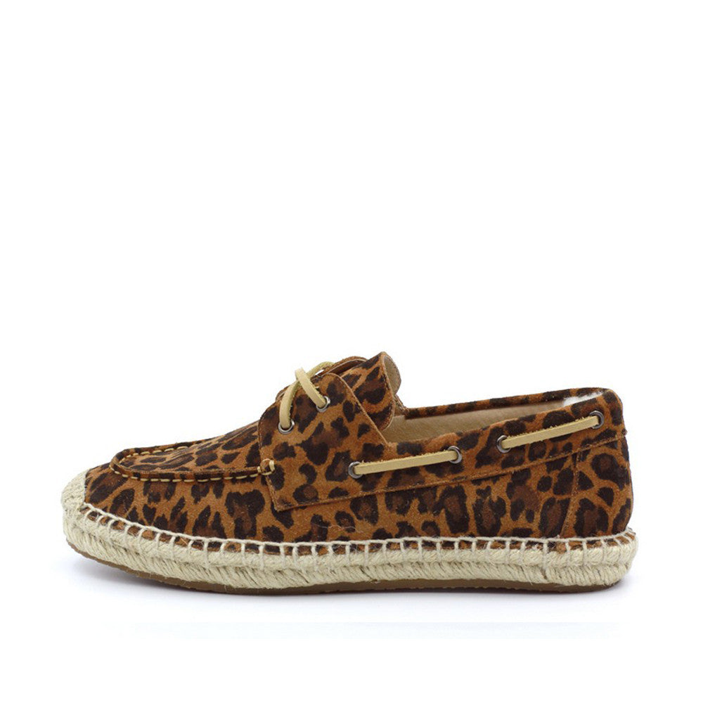 Safari Boat Shoes - Leo