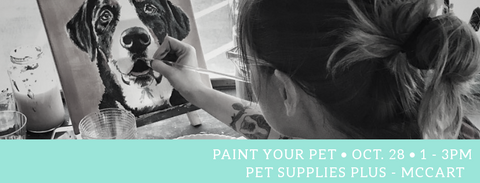 Paint Your Pet- October 2018