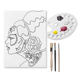 Painting Kit: Bride of Frankenstein