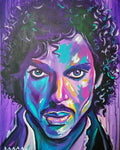 Paints and Pints: Prince
