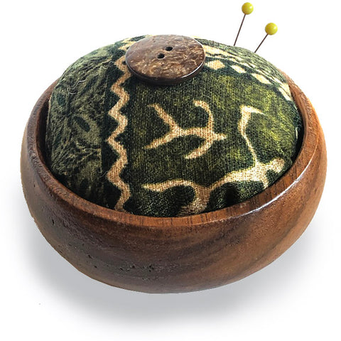 Kapa Pin Cushion - Oma`oma`o 1