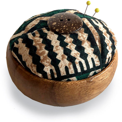 Kapa Pin Cushion - Oma`oma`o 2