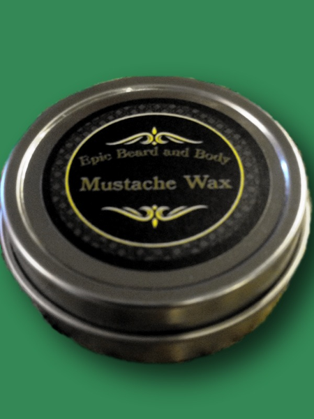 Mustache Wax - Epic Beard and Body