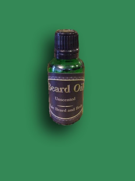 Unscented Beard Oil - Epic Beard and Body