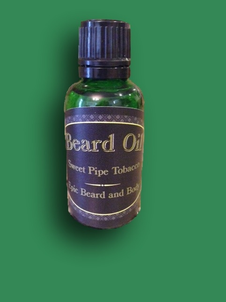 Sweet Pipe Tobacco Beard Oil - Epic Beard and Body