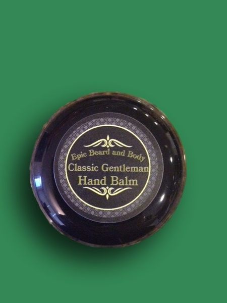 Classic Gentleman Hand Balm - Epic Beard and Body