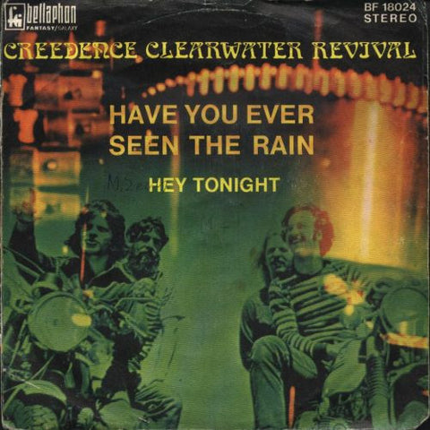 Have You Ever Seen The Rain