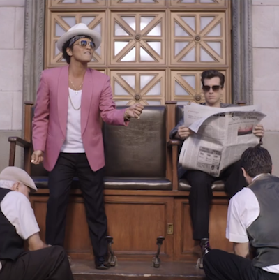 Uptown Funk (with Mark Ronson)