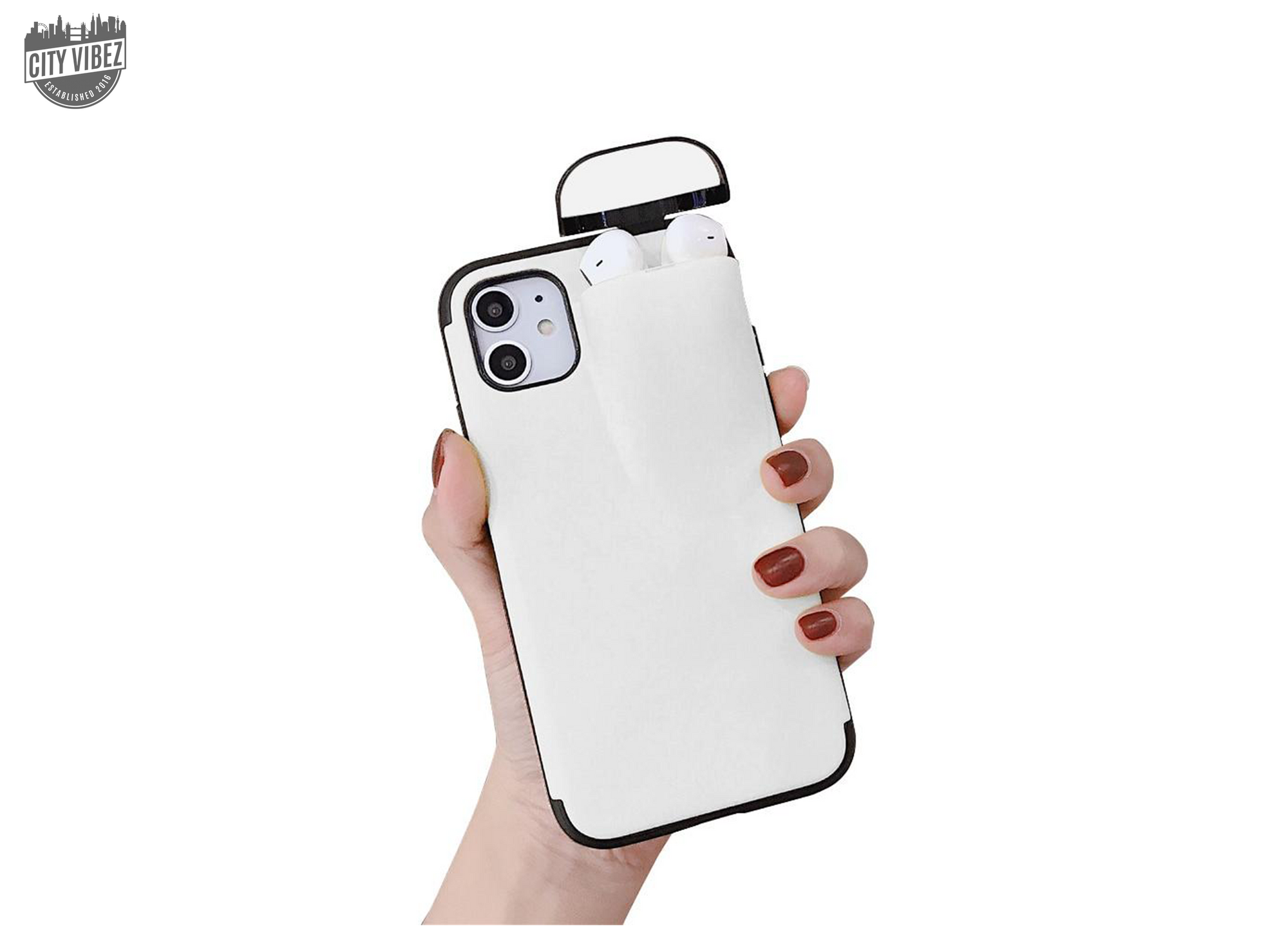 AirPod Holder Phone Case