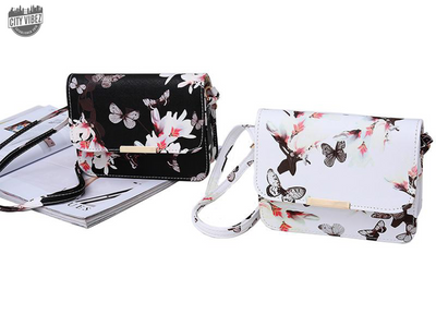 Essence Butterfly Retro Bag