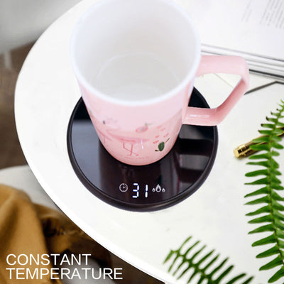 Sleek Coffee Mug Warmer