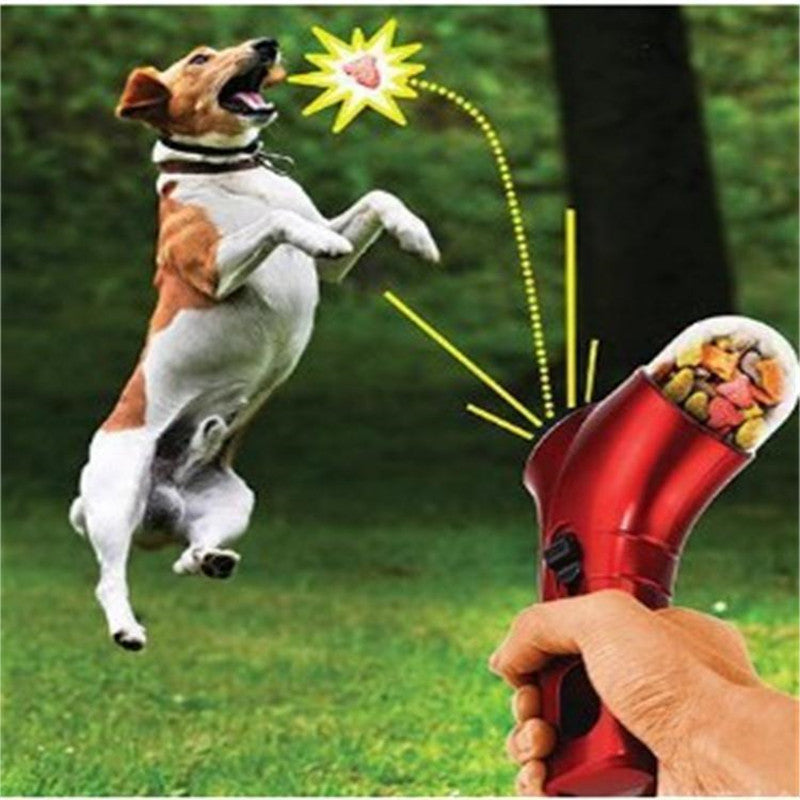 Dog Food Launcher