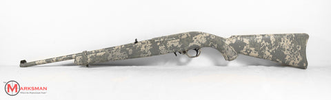 Ruger 10/22 Green Digital Camo, .22 lr.