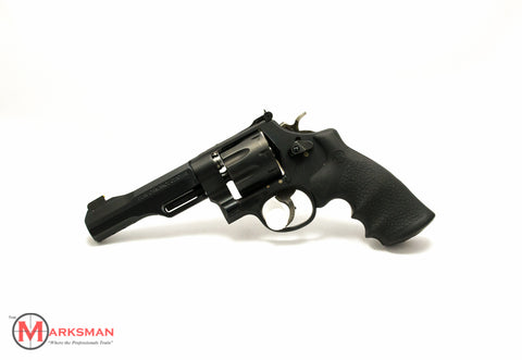 Smith and Wesson 327 TRR8, .357 Magnum