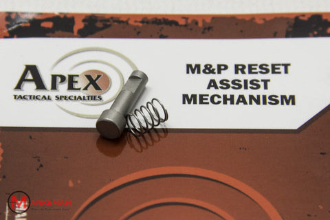 Apex Reset Assist Mechanism, M&P 9mm/.40S&W/.357 SIG