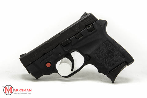 Smith and Wesson M&P Bodyguard, .380 ACP, Crimson Trace Laser