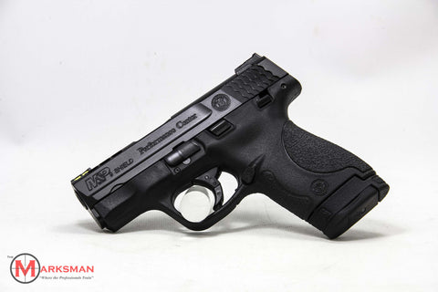 Smith and Wesson Performance Center M&P9 Shield, 9mm, Ported