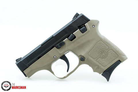 Smith and Wesson M&P Bodyguard 380, .380 ACP, Flat Dark Earth