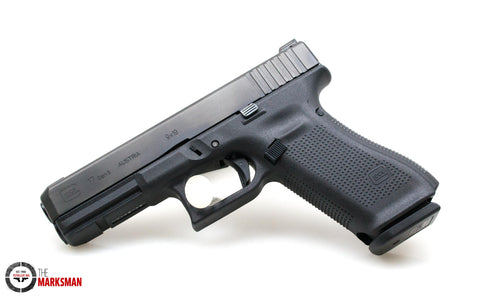 Glock 17 Generation 5, 9mm, AmeriGlo Bold Sights