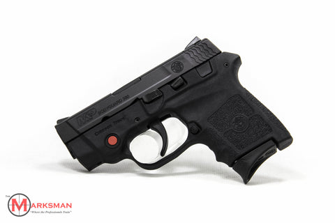Smith and Wesson M&P Bodyguard 380, .380 ACP, No Thumb Safety