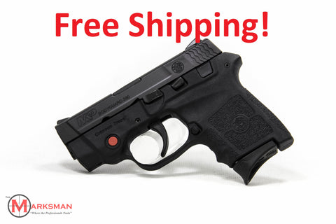 Smith and Wesson M&P Bodyguard 380, .380 ACP, No Thumb Safety, Free Shipping