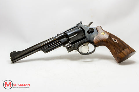 Smith and Wesson 25, .45 Colt